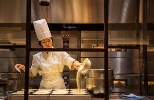cocinera japonesa