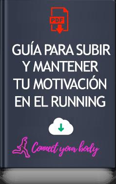 Guía mantener la motivación en el running